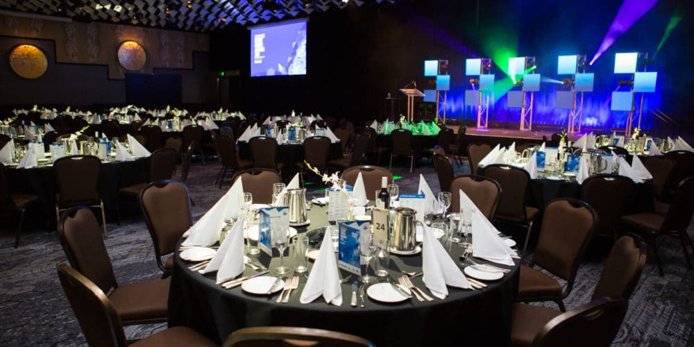beaton Client Choice Awards 2019 gala dinner
