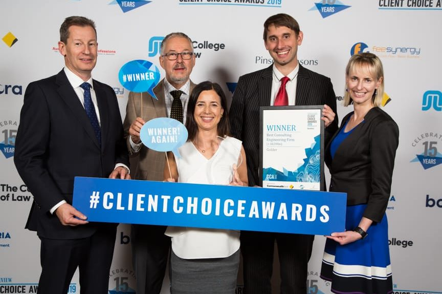 Client Choice Awards 2019