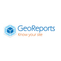 GeoReports logo