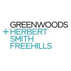 Greenwoods Herbert Smith Freehills logo