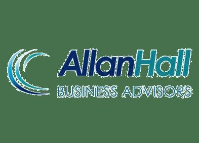 Allan Hall Logo