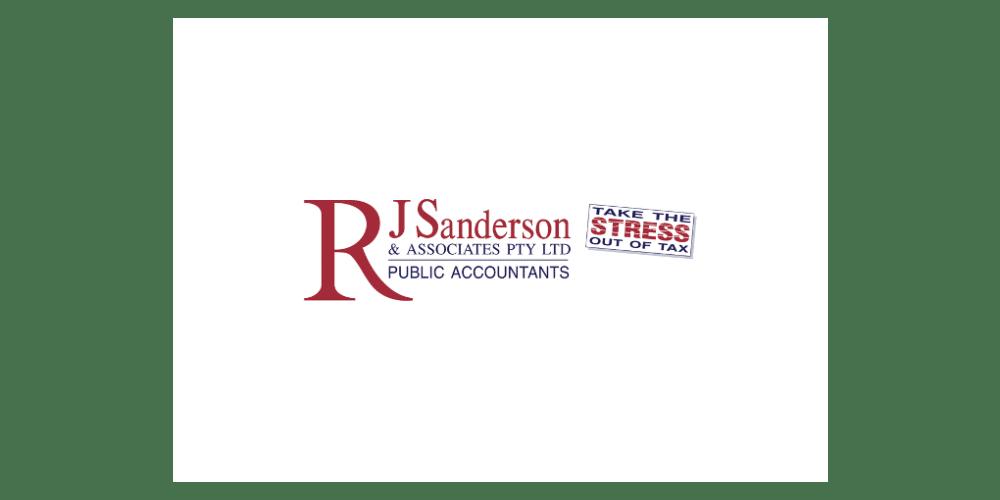 RJ Sanderson Logo